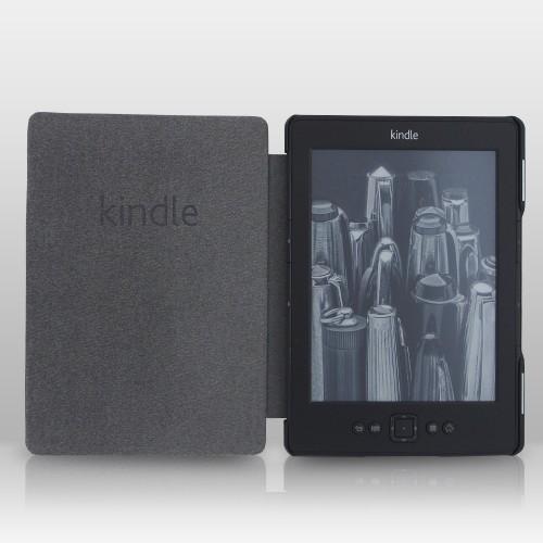 Kindle 4 Classic Cover - Червен