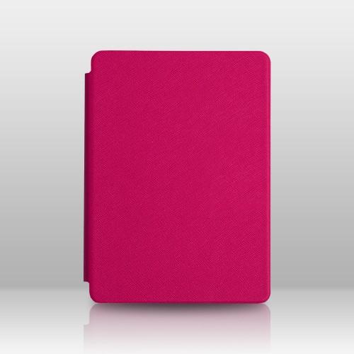 Kindle Paperwhite (2018) Slim Cover - Тъмнорозов