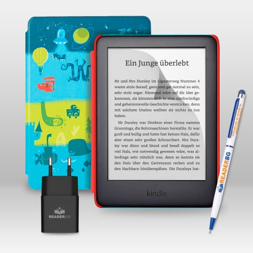 Kindle (2019) Kids Edition - промопакет