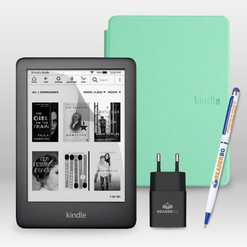 Разопакован Kindle (2019) - промопакет