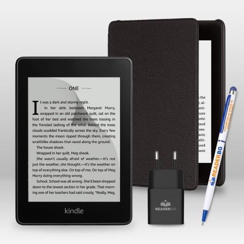 Разопакован Kindle Paperwhite (2018) 32GB - промопакет