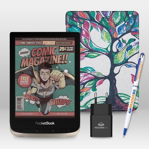 PocketBook 633 Color - промопакет