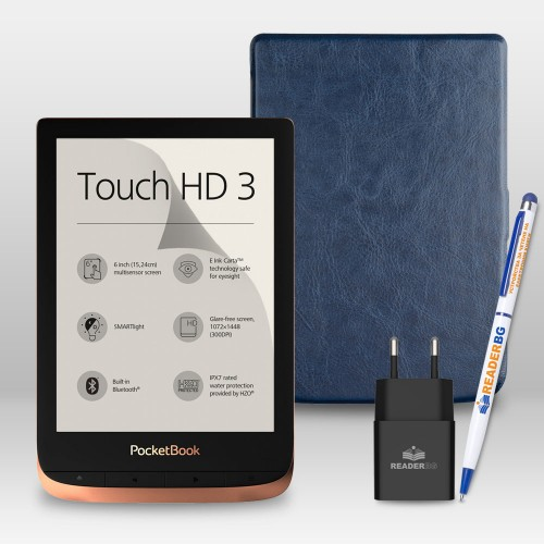 PocketBook 632 Touch HD 3 - промопакет
